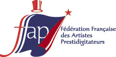 Logo Fédération Franais des artistes prestidigitateurs