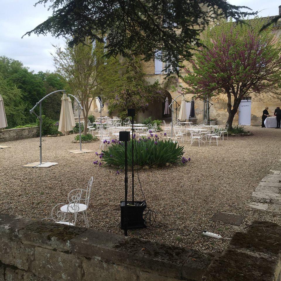 Chateau Lagorce Close-up Romain Key Bordeaux